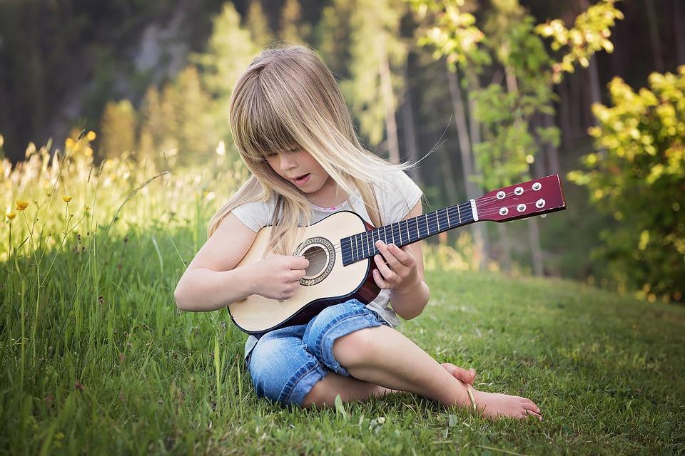 """גיטרה לילדים תשפ""""א"""