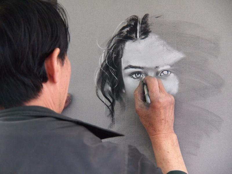 רישום (ציור) לילדים, נוער ומבוגרים